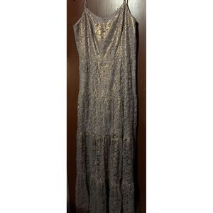 Woman's Gown / Formal lace dress
